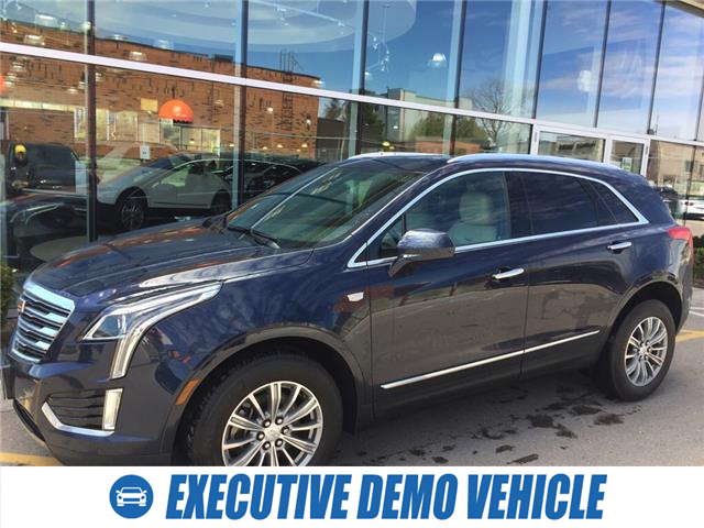 2017 Cadillac XT5 Luxury (Stk: 132570) in London - Image 1 of 1