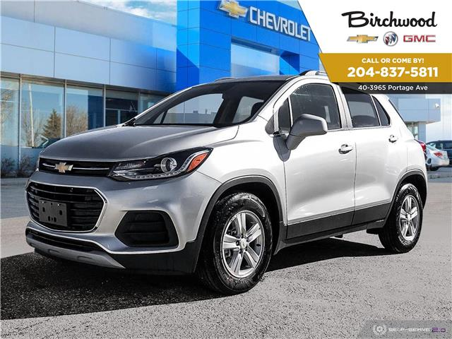 2020 Chevrolet Trax LT (Stk: G20601) in Winnipeg - Image 1 of 27