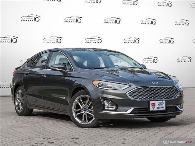 2019 Ford Fusion Hybrid Titanium (Stk: 6633R) in Barrie - Image 1 of 27