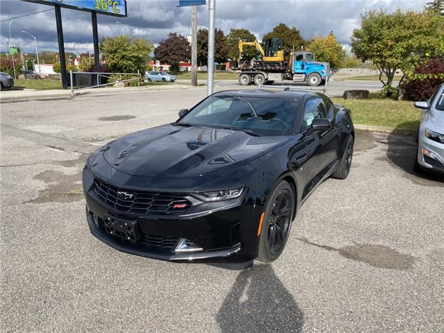 2021 Chevrolet Camaro 1LT (Stk: 210019) in Ajax - Image 1 of 27