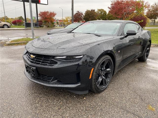 2021 Chevrolet Camaro 1LT (Stk: 210033) in Ajax - Image 1 of 26