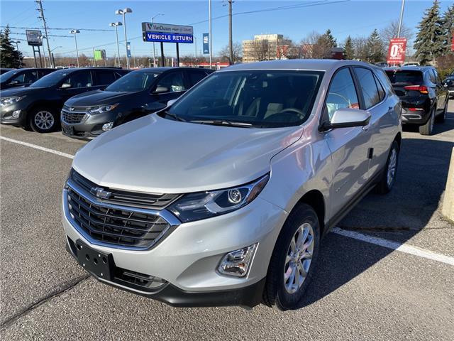 2021 Chevrolet Equinox LT (Stk: 210133) in Ajax - Image 1 of 27