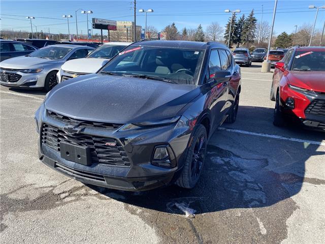 2021 Chevrolet Blazer RS (Stk: 210268) in Ajax - Image 1 of 24