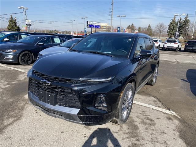 2021 Chevrolet Blazer Premier (Stk: 210225) in Ajax - Image 1 of 26