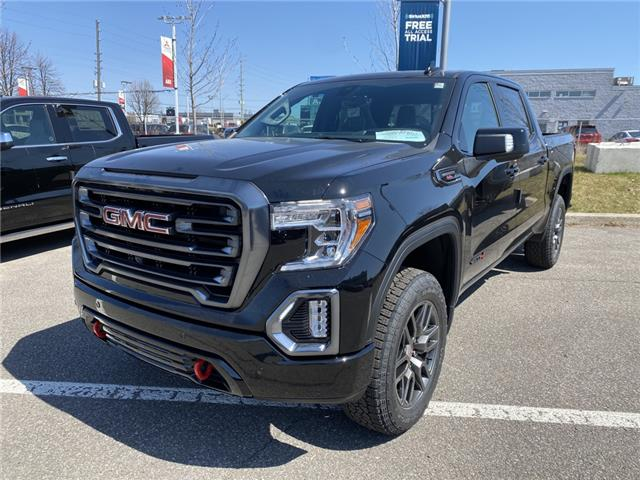 2021 GMC Sierra 1500 AT4 (Stk: 210314) in Ajax - Image 1 of 26
