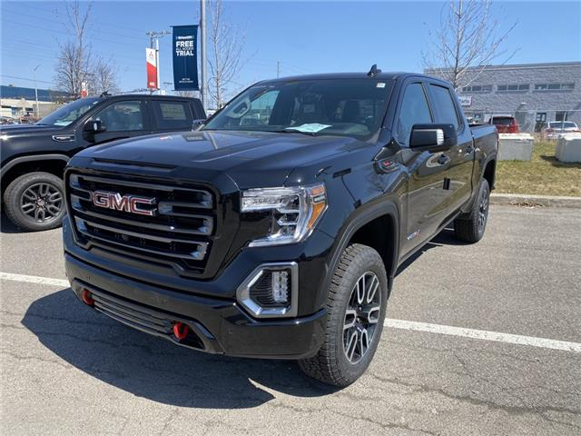 2021 GMC Sierra 1500 AT4 (Stk: 210315) in Ajax - Image 1 of 26