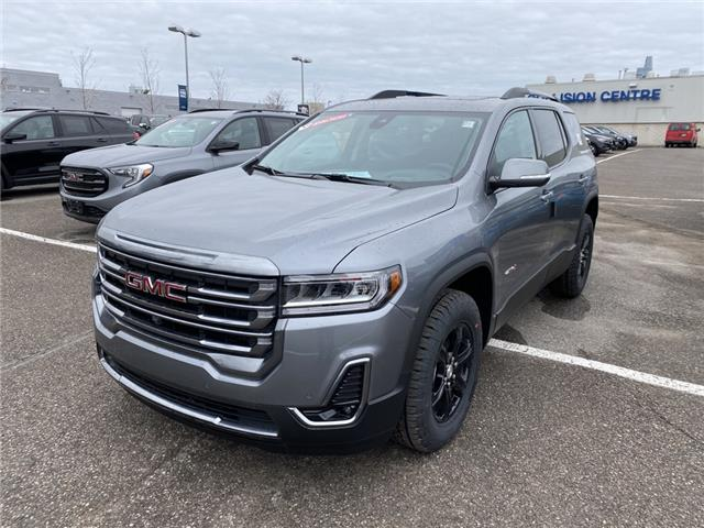 2021 GMC Acadia AT4 (Stk: 210244) in Ajax - Image 1 of 28