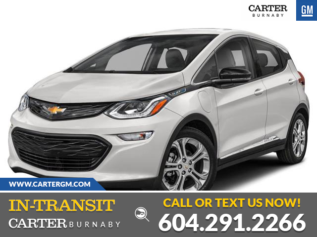 2021 Chevrolet Bolt EV LT (Stk: B1-79980) in Burnaby - Image 1 of 9