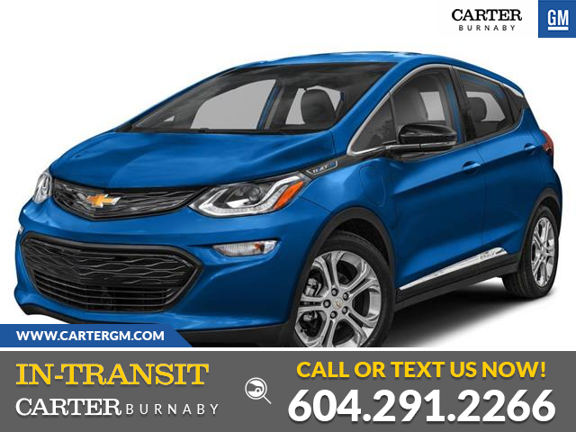 2021 Chevrolet Bolt EV LT (Stk: B1-81790) in Burnaby - Image 1 of 9