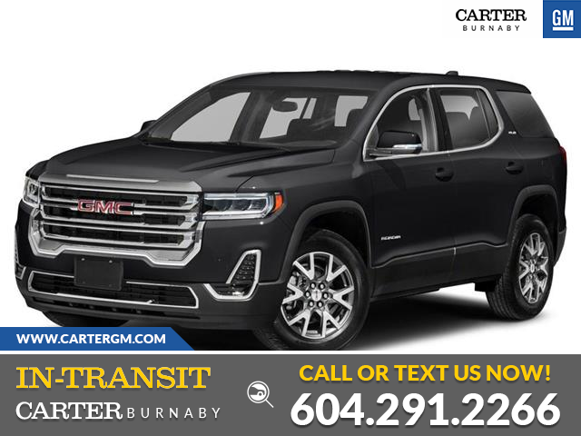 2021 GMC Acadia SLT (Stk: R1-39750) in Burnaby - Image 1 of 8