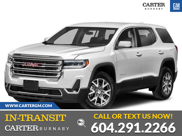 2021 GMC Acadia SLE (Stk: R1-75410) in Burnaby - Image 1 of 8