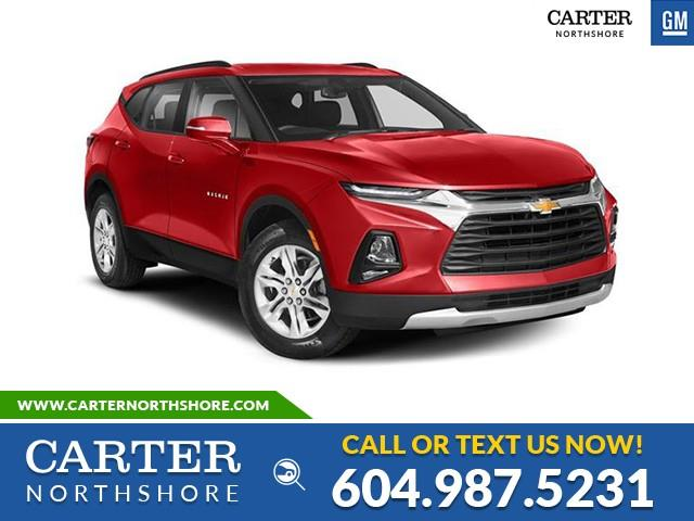 2021 Chevrolet Blazer RS (Stk: 1BL9591T) in North Vancouver - Image 1 of 1