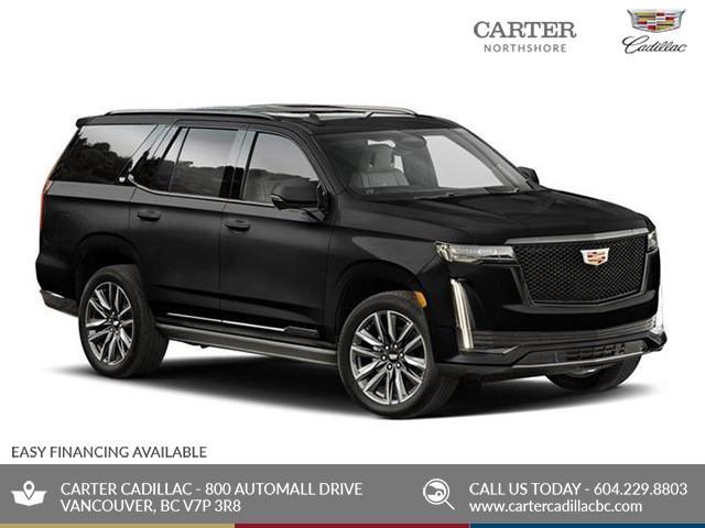 New 2021 Cadillac Escalade Sport  - North Vancouver - Carter GM North Shore