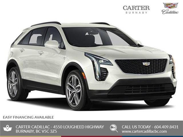 2021 Cadillac XT4 Sport (Stk: C1-71880) in Burnaby - Image 1 of 2
