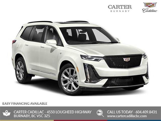 New 2021 Cadillac XT6 Premium Luxury  - Burnaby - Carter GM Burnaby