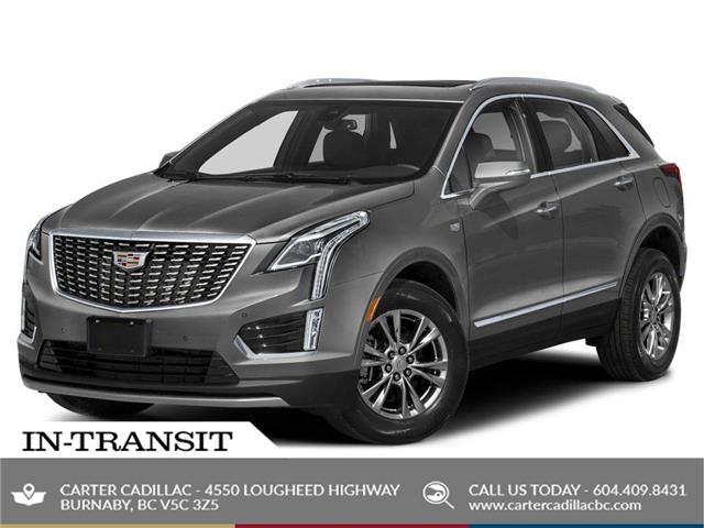 2021 Cadillac XT5 Luxury (Stk: C1-04990) in Burnaby - Image 1 of 9