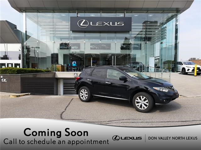 2011 Nissan Murano  (Stk: 31482A) in Markham - Image 1 of 1