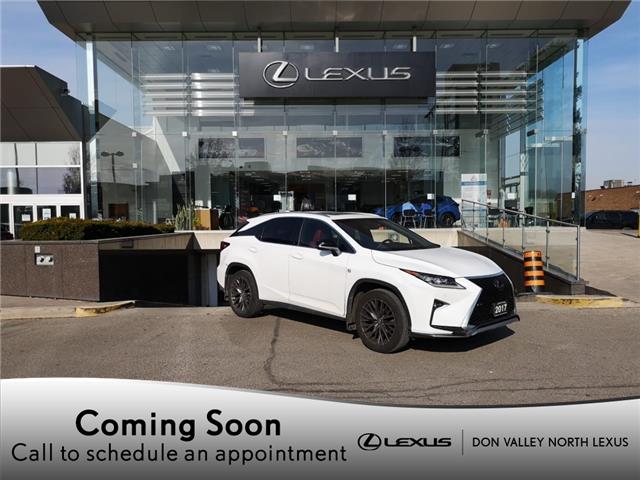 2017 Lexus RX 350  (Stk: 31832A) in Markham - Image 1 of 1