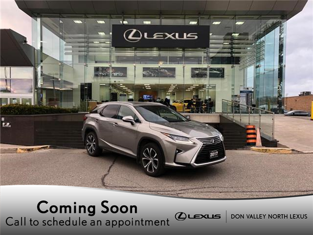 2017 Lexus RX 350  (Stk: 31953A) in Markham - Image 1 of 1