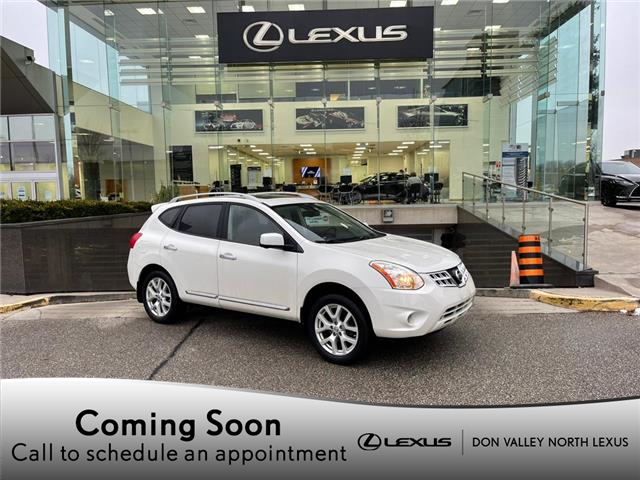 2012 Nissan Rogue  (Stk: 32027A) in Markham - Image 1 of 1
