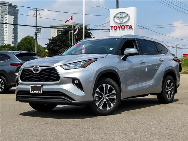 2020 Toyota Highlander XLE (Stk: 05153) in Waterloo - Image 1 of 21
