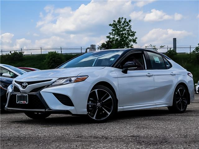 2020 Toyota Camry XSE (Stk: 03055) in Waterloo - Image 1 of 19