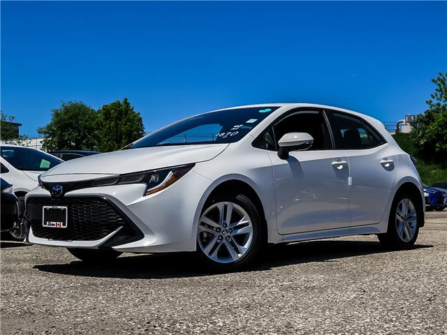 2020 Toyota Corolla Hatchback  (Stk: 02276) in Waterloo - Image 1 of 16