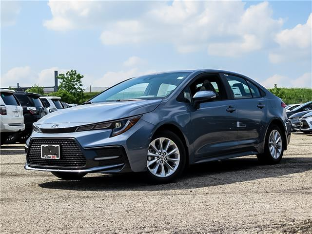 2020 Toyota Corolla  (Stk: 02287) in Waterloo - Image 1 of 18