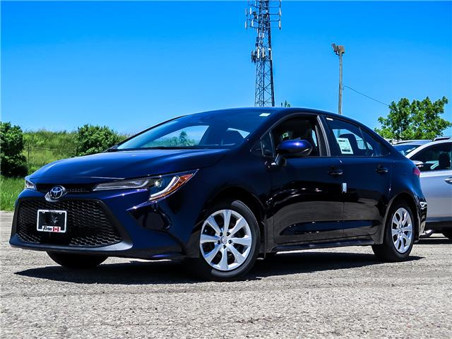 2020 Toyota Corolla  (Stk: 02286) in Waterloo - Image 1 of 17