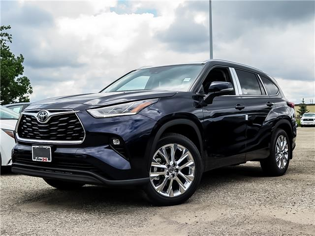 2020 Toyota Highlander Limited (Stk: 05374) in Waterloo - Image 1 of 19