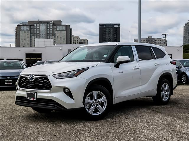 2020 Toyota Highlander Hybrid LE (Stk: 05466) in Waterloo - Image 1 of 19