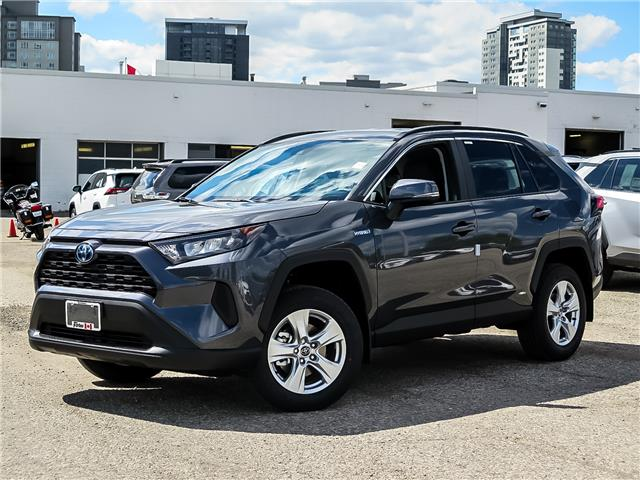 2020 Toyota RAV4 Hybrid LE (Stk: 05450) in Waterloo - Image 1 of 19