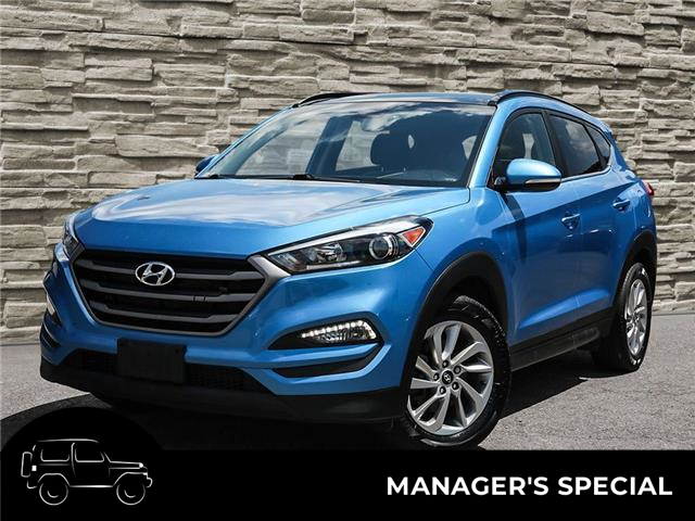 2016 Hyundai Tucson  (Stk: C5703A) in Brantford - Image 1 of 26
