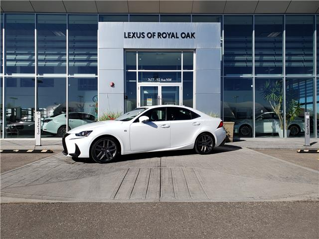 2017 Lexus IS 300 Base (Stk: LU0338) in Calgary - Image 1 of 21