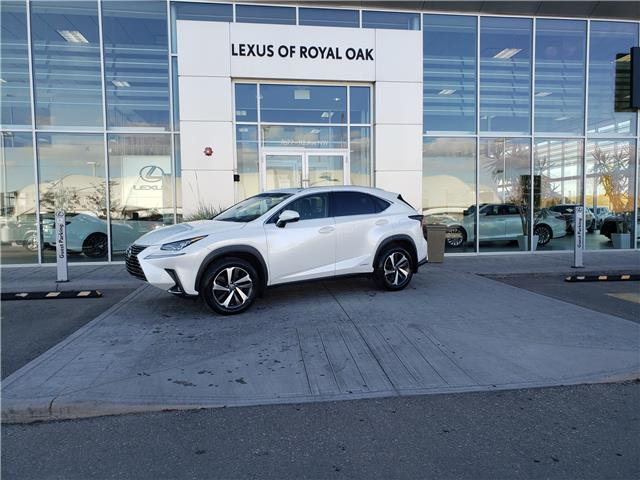 2018 Lexus NX 300h Base (Stk: LU0341) in Calgary - Image 1 of 20
