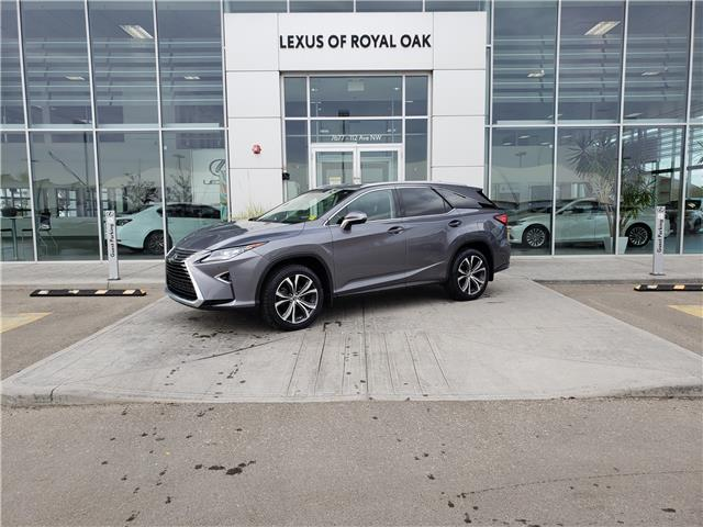 2018 Lexus RX 350L Luxury (Stk: LU0342) in Calgary - Image 1 of 24