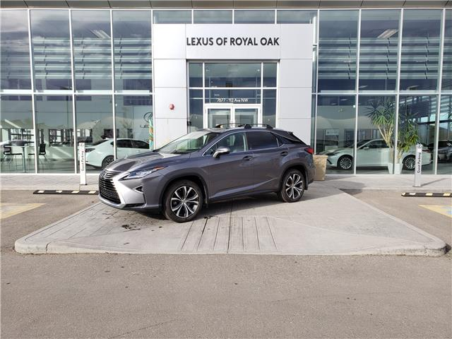 2017 Lexus RX 350 Base (Stk: L21019A) in Calgary - Image 1 of 26