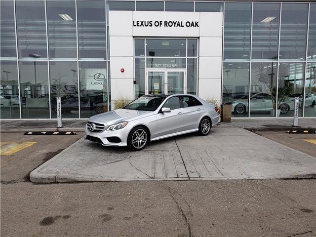 2016 Mercedes-Benz E-Class Base (Stk: L20215A) in Calgary - Image 1 of 30