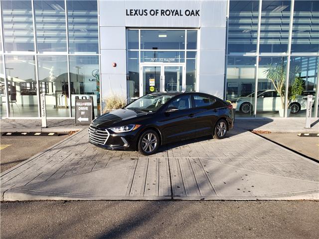 2018 Hyundai Elantra GL SE (Stk: LU0336A) in Calgary - Image 1 of 20
