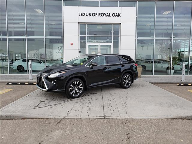 2018 Lexus RX 350L Luxury (Stk: LU0343) in Calgary - Image 1 of 22
