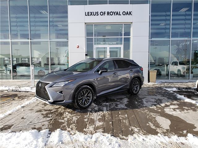 2019 Lexus RX 350 Base (Stk: LU0348) in Calgary - Image 1 of 22