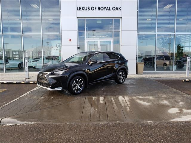 2017 Lexus NX 200t Base (Stk: L21003A) in Calgary - Image 1 of 21