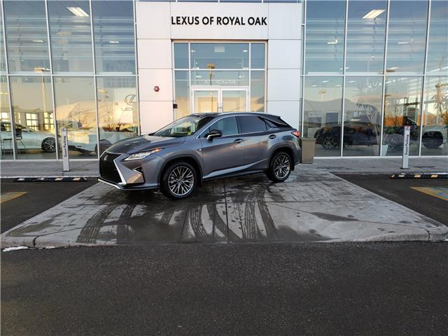 2018 Lexus RX 350 Base (Stk: L21106A) in Calgary - Image 1 of 24