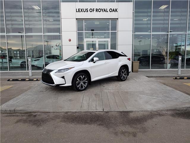 2018 Lexus RX 350 Base (Stk: L21090A) in Calgary - Image 1 of 22