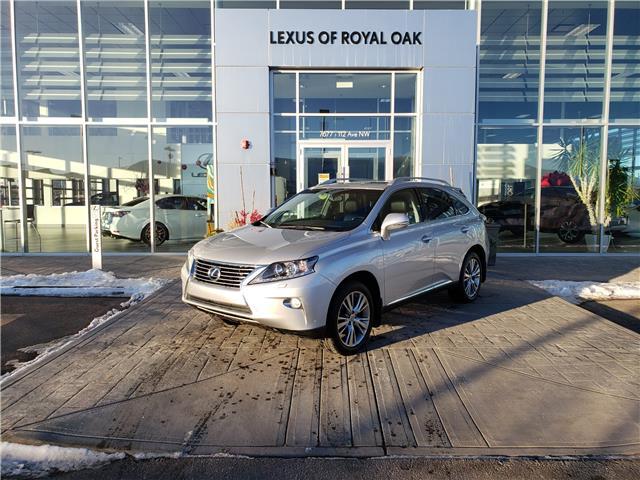 2014 Lexus RX 350 Base (Stk: L21172A) in Calgary - Image 1 of 21