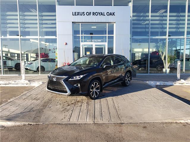 2016 Lexus RX 350 Base (Stk: L21173A) in Calgary - Image 1 of 21