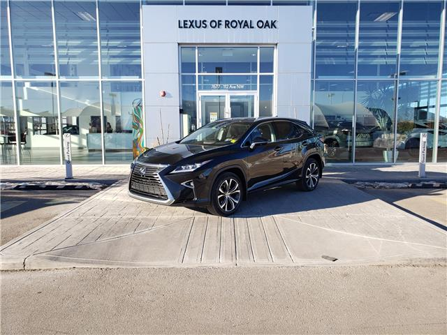 2017 Lexus RX 350 Base (Stk: LU0366) in Calgary - Image 1 of 22