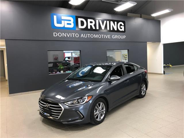2018 Hyundai Elantra GL (Stk: 18HE58099) in Winnipeg - Image 1 of 14