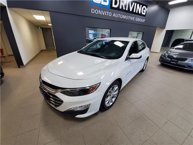 2019 Chevrolet Malibu LT (Stk: 19CM91056) in Winnipeg - Image 1 of 11