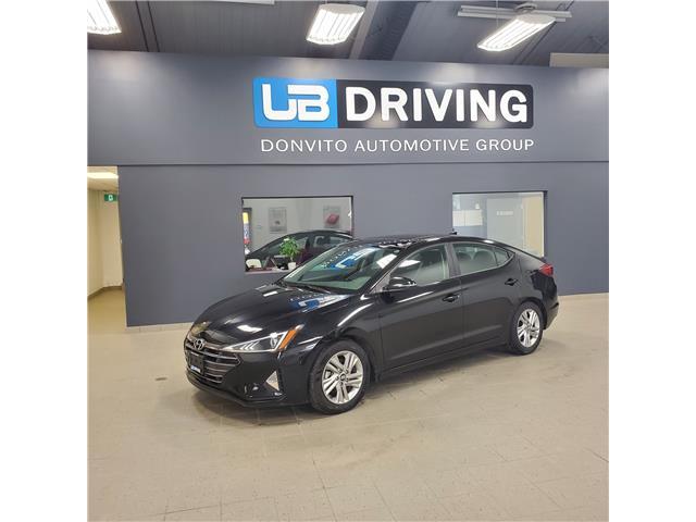 2019 Hyundai Elantra Preferred (Stk: 19HE43829) in Winnipeg - Image 1 of 14